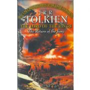 The Lord of the Rings The Return of the King by JRR Tolkien paperback (1998 Harper Collins Geoff Taylor artwork)